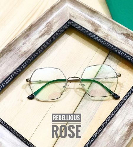 Metal Acetate Eyeglass